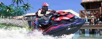 Wave Race kommt zur�ck: Schweden macht mit Aqua Moto Racing Utopia die Welle