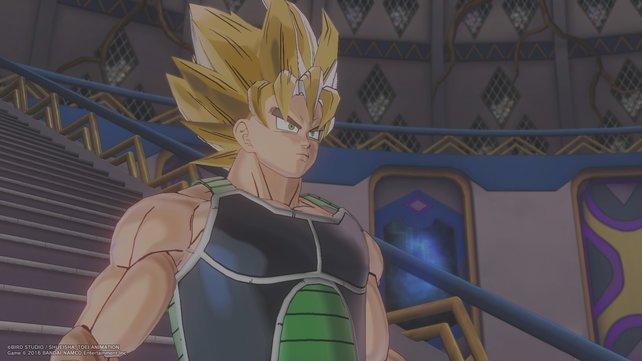 Volles Haar: Wir verraten euch, wie ihr in Xenoverse 2 ein Super-Saiyajin werden könnt.