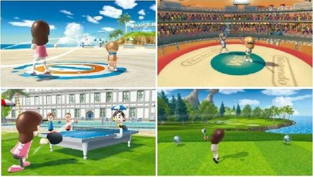 Wii Sports und sein Nachfolger Wii Sports Resort entwickeln sich mit dem Siegeszug der Wii fast zu Synonymen für die Konsole selbst - gerade unter unbedarften Spielanfängern. Nirgends kommt die Bewegungssteuerung eindrücklicher zum Einsatz.