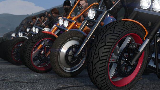 Mit dem DLC Bikers erweitert Rockstar Games GTA Online um waschechte Motorrad-Banden und Rockerkleidung.