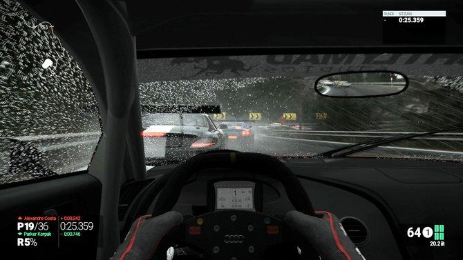Project Cars eröffnet euch die vielfältige Welt des Rennsports - bei jedem Wetter und jeder Tageszeit.