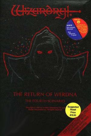 Wizardry 4 - The Return of Werdna