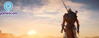 Assassin's Creed - Origins: Angezockt auf der gamescom