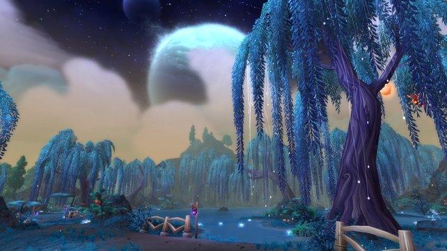 Die kommende Erweiterung für World of Warcraft entführt euch ins wunderschöne Draenor.