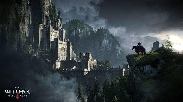 In der offenen Welt von The Witcher 3 erwarten euch allerlei interessante Orte.