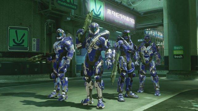 Mit diesem Guide zu Halo 5: Guardians seit ihr für die Online-Gefechte gewappnet