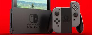 Nintendo Switch: Pixelfehler laut Nintendo kein Mangel