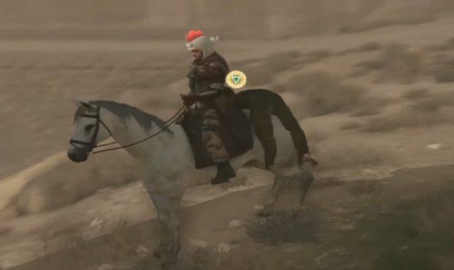 The Chicken Hat-Cowboy