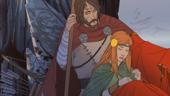 Rook möchte stets seine Tochter behüten, doch das Mädchen liebt es ebenfalls auf die Jagd zu gehen.