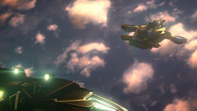 In Xcom 2 machen die Außerirdischen gelegentlich mit UFOs Jagd auf die Avenger.