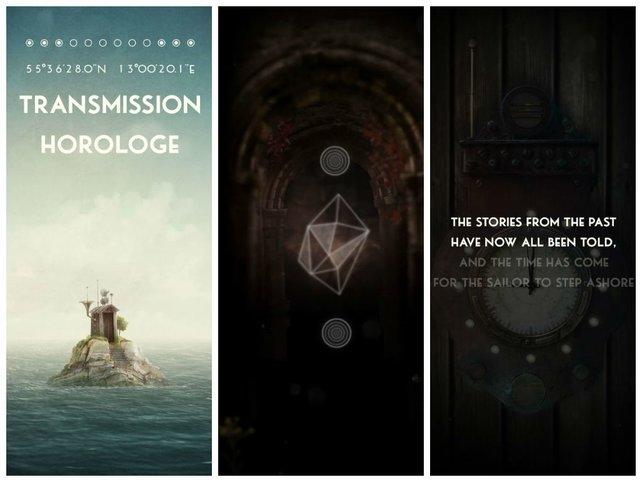 Drei Spiele-Screenshots nebeneinander: Einige Orte verlangen euch viel Zeit ab, manche sogar mehrere Tage.