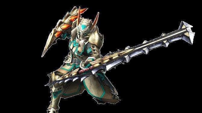 """Die Waffe """"Schwert und Schild"""" bietet Schutz und die Möglichkeit für schnelle Angriffe."""