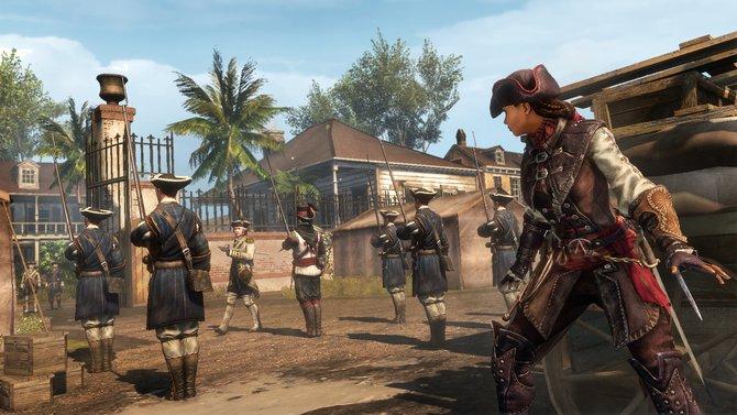 In der Neuauflage des PS Vita Abenteuers verschlägt es euch Assassin's Creed - Liberation HD in die Sümpfe und Plantagen von New Orleans.