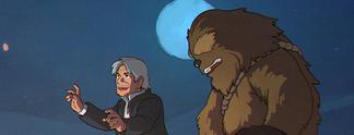 Wenn Star Wars von Studio Ghibli w�re