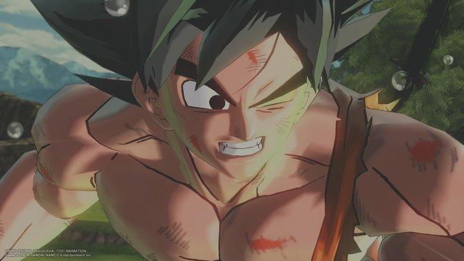 Selbst Son Goku hat ein Problem, wenn jemand mit der Zeitlinie herumspielt!