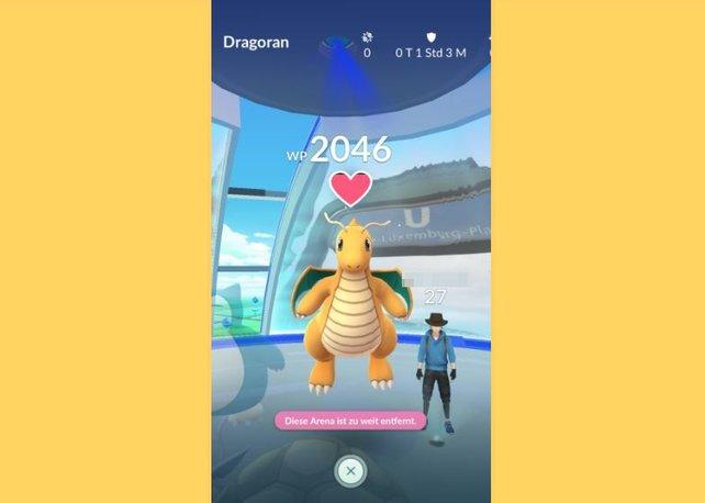 Greift feindliche Pokémon immer wieder an, um die Motivation zu senken.