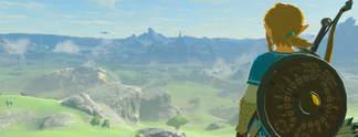 """Panorama: Zelda - Breath of the Wild: Spieler entdecken erstaunliche Ähnlichkeiten zur Welt von """"A Link to the Past"""""""