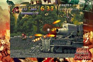 Kraut Buster Trailer (Neo Geo)