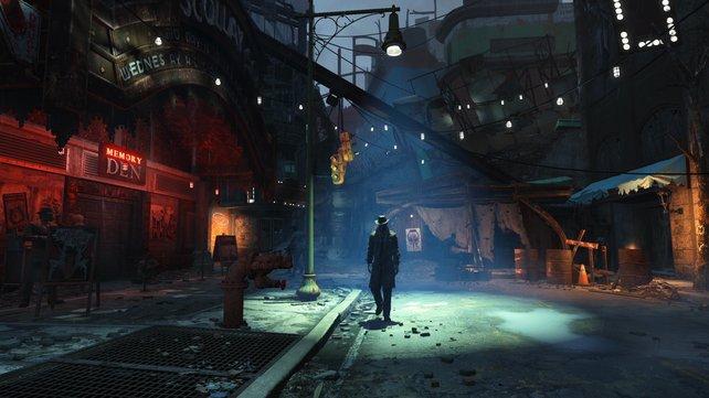 Fallout 4 soll komplex sein? Pah, die machen doch eh nur Copy & Paste!