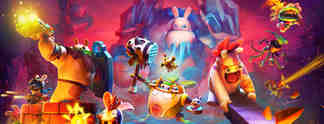 Tests: Mario + Rabbids - Kingdom Battle: Hasenwahn im Pilz-Königreich