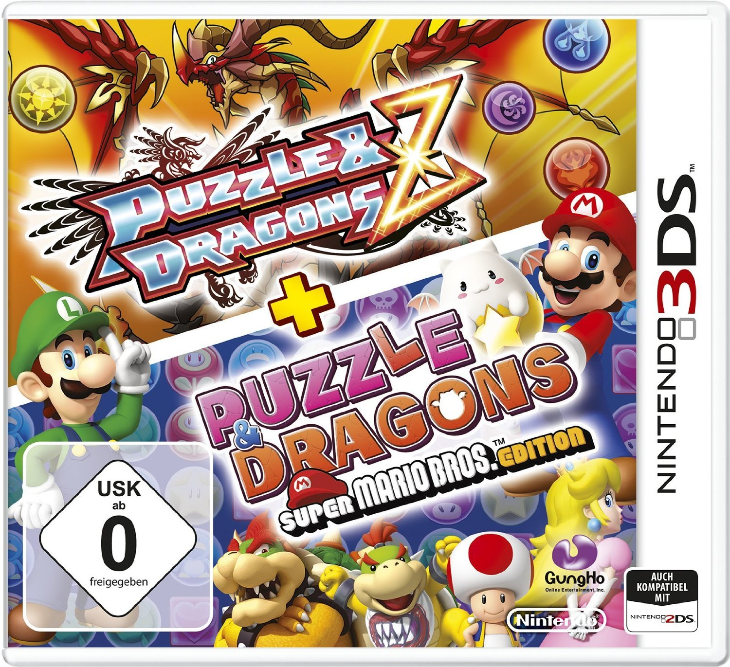Puzzle & Dragons - Super Mario Bros. Edition