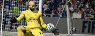 Fifa 15 - Und die Fu�baller schlagen vor Wut die H�nde auf den Rasen