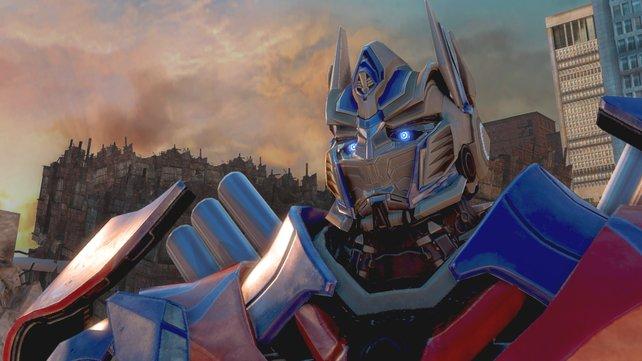 Nur wenige Transformers sind auf den ersten Blick eindeutig zu identifizieren.