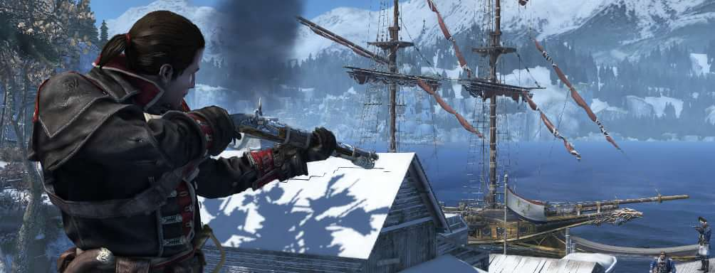 Assassin's Creed - Rogue im Test