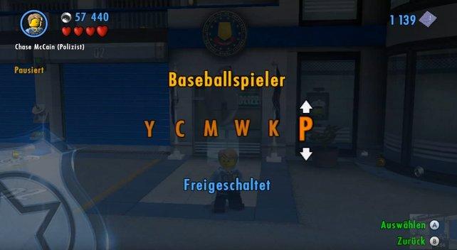 Lego City Undercover: Alle Cheats für Charaktere, Fahrzeuge und Missionen findet ihr hier.
