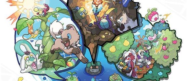 Das Pokémon-Resort bietet euren Pokémon viel Abwechslung.