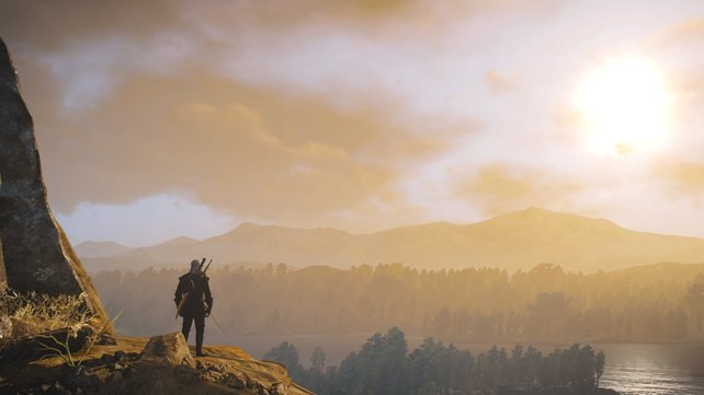 Das Ende von The Witcher 3 - Hearts of Stone.