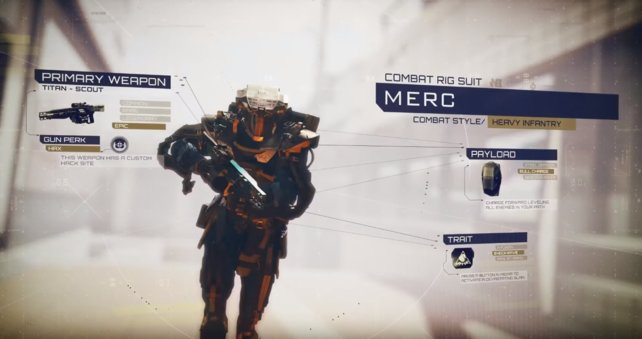 Combat Rig – Merc