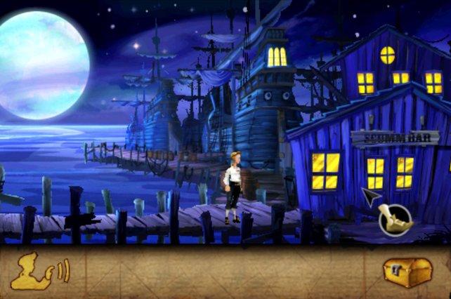 Jeder Adventure-Liebhaber sollte Monkey Island einmal gespielt haben.