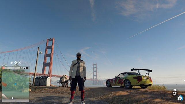 Im Spiel könnt ihr auch einzigartige Autos finden, die nicht bei einem Autohändler gekauft werden können.