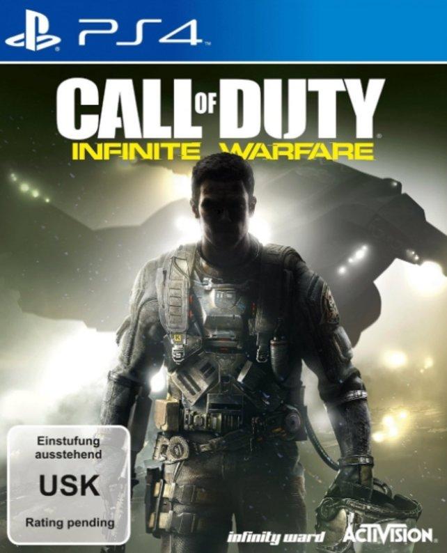 Die Standard Edition von Infinite Warfare liefert euch 1.000 CoD-Punkte für Black Ops 3.