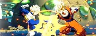 Dragon Ball FighterZ Alle Charaktere und Transformationen