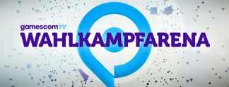 gamescom 2017: Die wichtigsten Aussagen aus der Wahlkampfarena