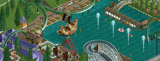 Panorama: Rollercoaster Tycoon: Der grausamste Freizeitpark aller Zeiten