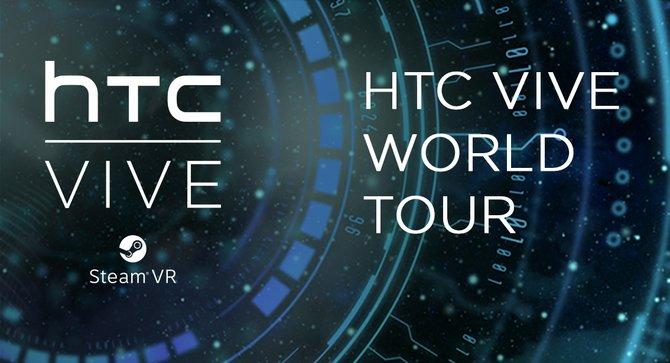Auf der Gamescom 2015 könnt ihr die neue VR-Brille von HTC und Steam testen.