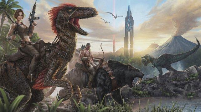 Mit diesen Cheats und Konsolenbefehlen spielt ihr Ark - Survival Evolved wie es euch beliebt.