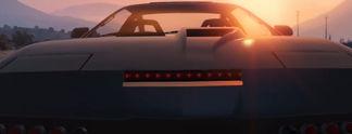 """Panorama: GTA 5: Fan stellt komplette """"Knight Rider""""-Folge nach"""
