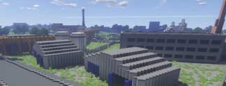 Minecraft trifft auf DayZ: Chernarus nachgebaut