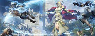 Skyforge: Eine Art Final Fantasy 14 aus Russland