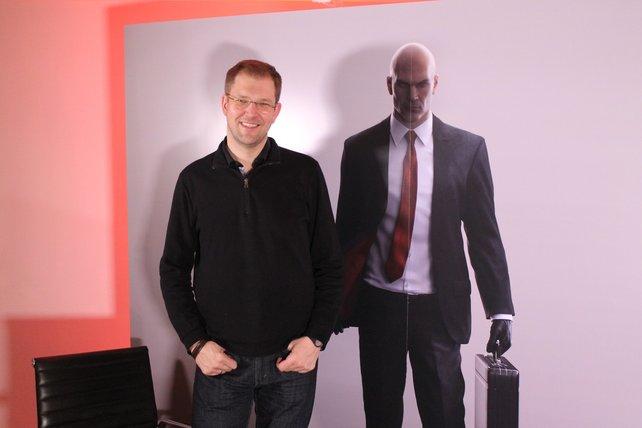 Der Österreicher Hannes Seifert ist seit 2013 Studiochef bei IO Interactive.