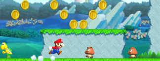 Super Mario Run: Mobilspiel setzt permanente Internetverbindung voraus