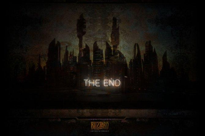 Das Ende. Blizzard stellt die Arbeiten an Titan ein.