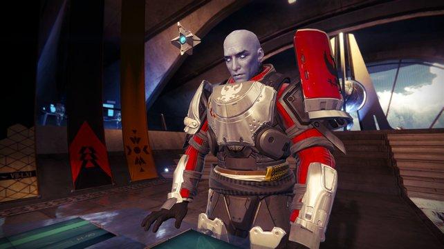 Destiny setzt auf schnelle Action und Rollenspielelemente.