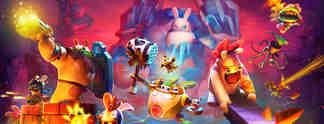 Vorschauen: Mario + Rabbids - Kingdom Battle: Hasenplage im Pilzkönigreich