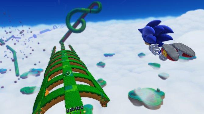 Tschüss Wii U und 3DS: Sonic - Lost World erscheint am 2. November auch für den PC.