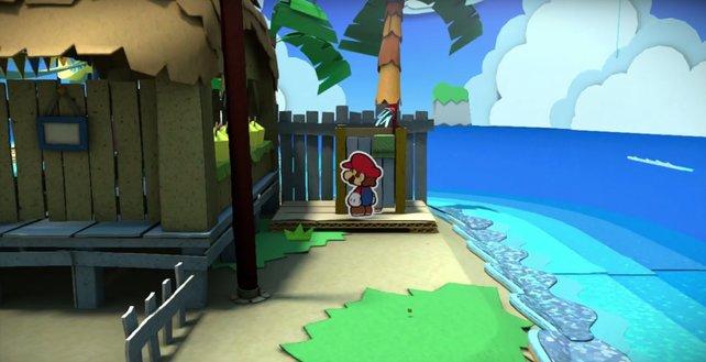Luigis Versteck #1.